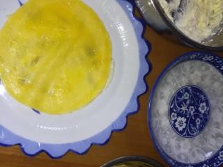 第一次制作传说中的芒果班戟,颜值很高味道也一级棒,开始包班戟