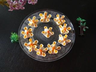 蛋液灌饺  新文美食,成品