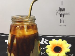 好看又好喝的网红脏脏茶,一定要试试的饮品!,试试吧!