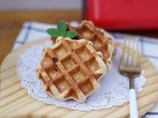 华夫饼(发酵版),早餐