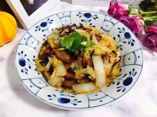 豆豉白菜酱油肉