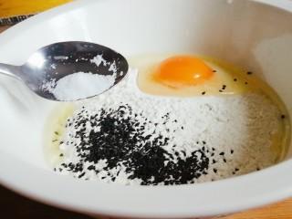 脆皮风车(炸焦叶),加适量盐