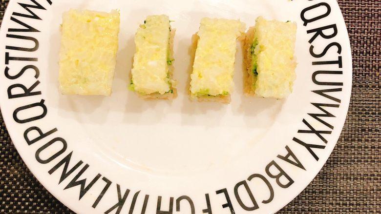 鲜虾莲藕蒸糕