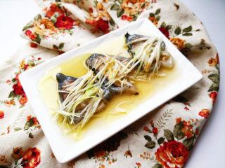 葱油海参斑