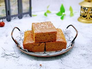 红糖枣糕别在外面买了~自己在家做~健康无添加