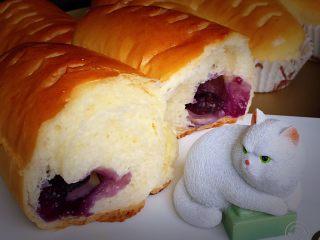 奶酪蓝莓面包