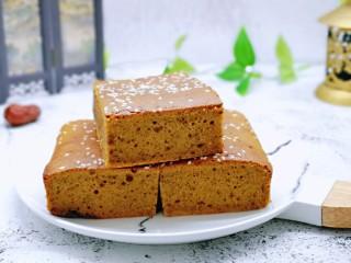 红糖枣糕别在外面买了~自己在家做~健康无添加,红糖枣糕,再别买了,自己做的比买的好吃百倍。