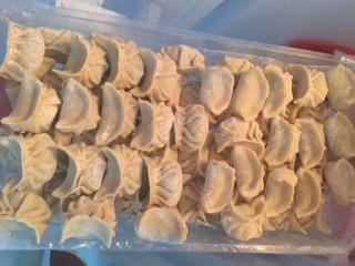 馄饨&水饺,饺子成品1