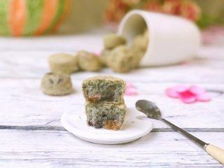 糯米紫薯小蛋糕,成品1