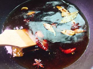 香卤鸡胗,搅拌均匀