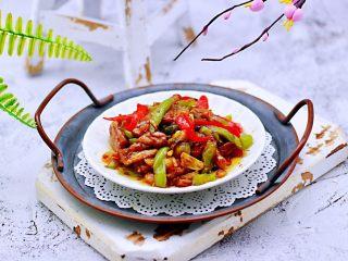 百吃不厌的双椒炒肉