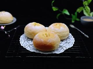 全麦熔岩芝士面包