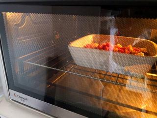 烤金针菇,烤箱预热,上下火,中层200度烤10分钟,