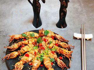 香辣小鱿鱼,这道美味是宴客必备的拿手好菜