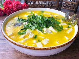 黄骨鱼豆腐汤,成品图一