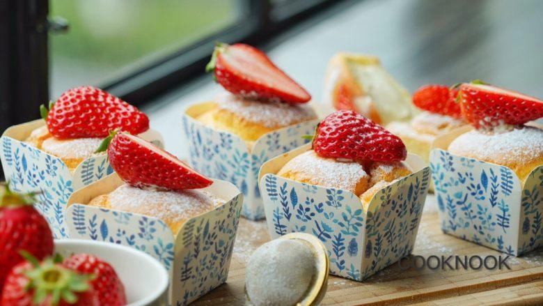 北海道芝士奶油杯子蛋糕