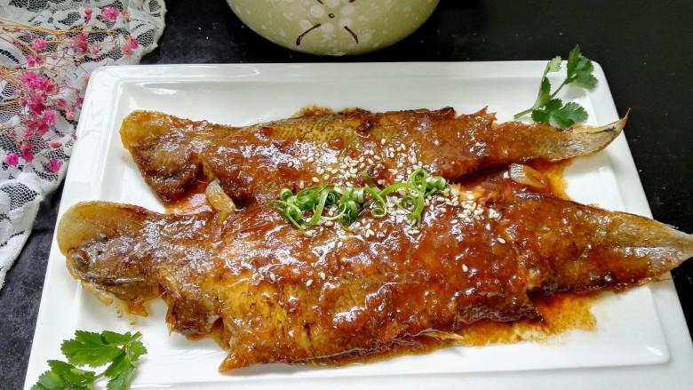 红烧舌鳎鱼
