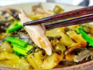 酸菜昂刺鱼,昂刺鱼鱼肉鲜嫩,肉质细腻鲜美!