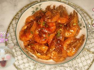 红焖油爆大虾🎉