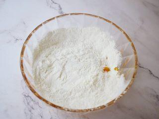 无糖版南瓜饼,加入糯米粉