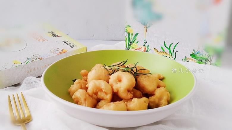 椒盐软炸虾——教你做挂浆饱满的软炸虾