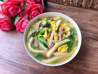 汤黄粿,成品图三
