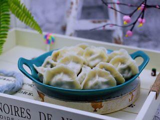 蘑菇韭菜饺子,啦啦啦,鲜美无比的蘑菇韭菜饺子出锅咯。