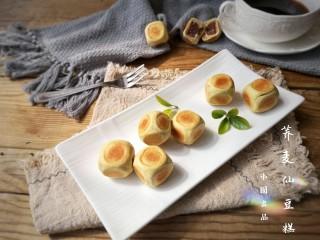 荞麦仙豆糕