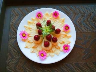 春天的花开了  枣花馒头,成品图