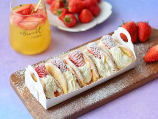 草莓欧蕾,草莓欧蕾