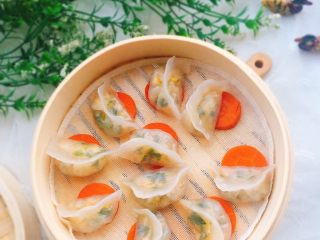 翡翠水晶饺,成品图