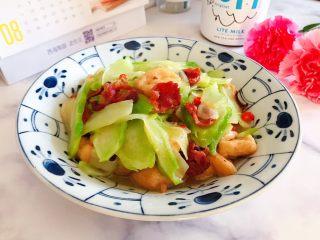小米椒腊肠儿菜油豆腐