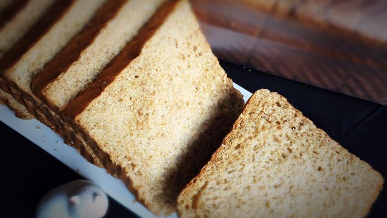 红糖双吐司-小麦预拌粉