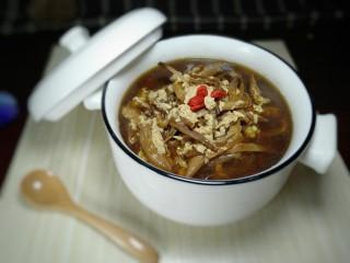 黄花菜蛋汤