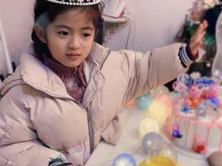 【小猪佩奇主题生日蛋糕】,宝贝,生日快乐哦~!