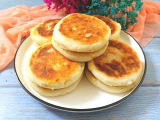 山药芝士饼,香甜软糯的山药芝士饼好吃