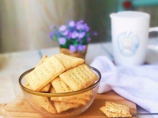 芝麻奶香苏打饼干,成品1