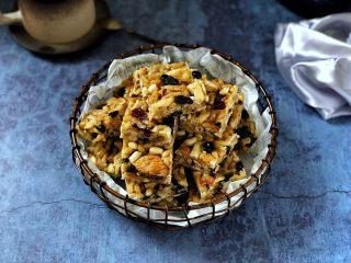 外酥内软的香甜干果萨琪玛,成品图