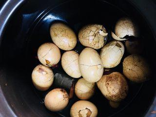 五香茶叶蛋,这是完全入味的茶叶蛋