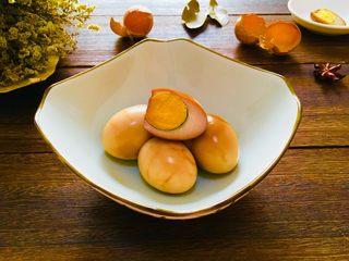 五香茶叶蛋,成品图
