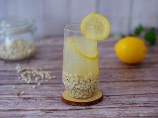柠檬薏米水,图二