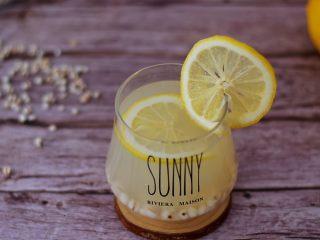 柠檬薏米水,图三