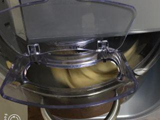 奶酪双吐司,重复上面的动作。