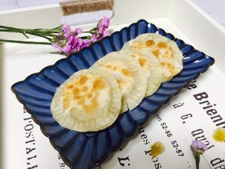 香蕉派(饺子皮版),即可当早餐亦可作下午茶