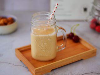 焦糖奶茶,成品图