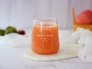 苹果番茄汁,成品图