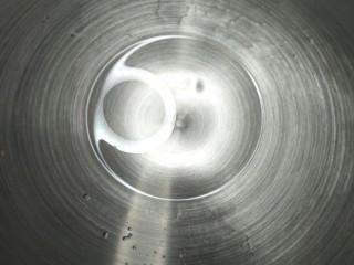 超软拉丝北海道土司(2个),现在放入120ml清水
