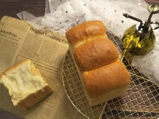 超软拉丝北海道土司(2个),可以撕开的面包。