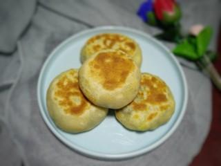 木耳包菜煎饼,成品图