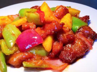 凤梨、菠萝咕噜肉